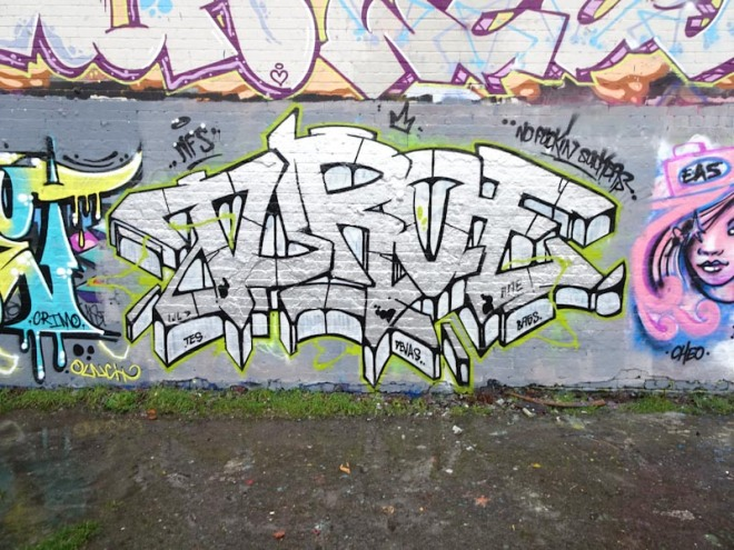 Turoe One, Dean Lane, Bristol, March 2020