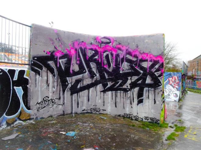 Turoe One, Dean Lane, Bristol, March 2020