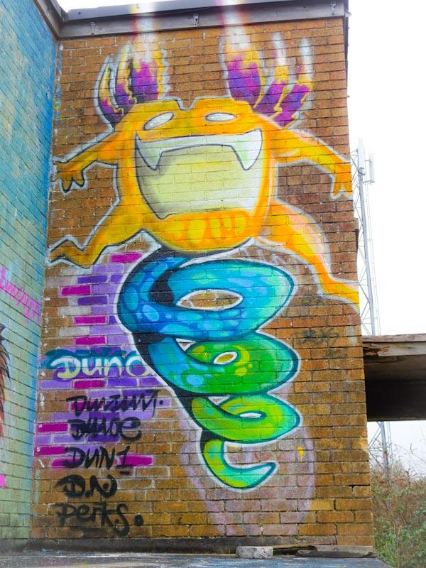 Dun Sum, L Dub, Bristol, January 2020