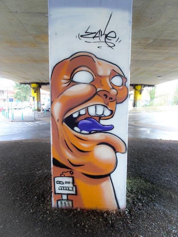 Zake, M32 Spot, Bristol, March 2020