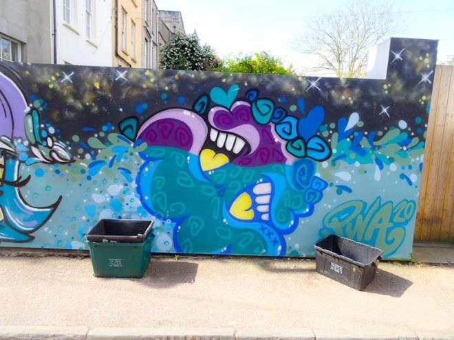 Soap, Brook Road, Bristol, April 2020