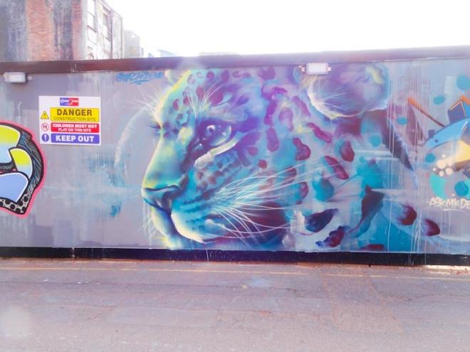 Hazard, Upper York Street, Bristol, April 2020