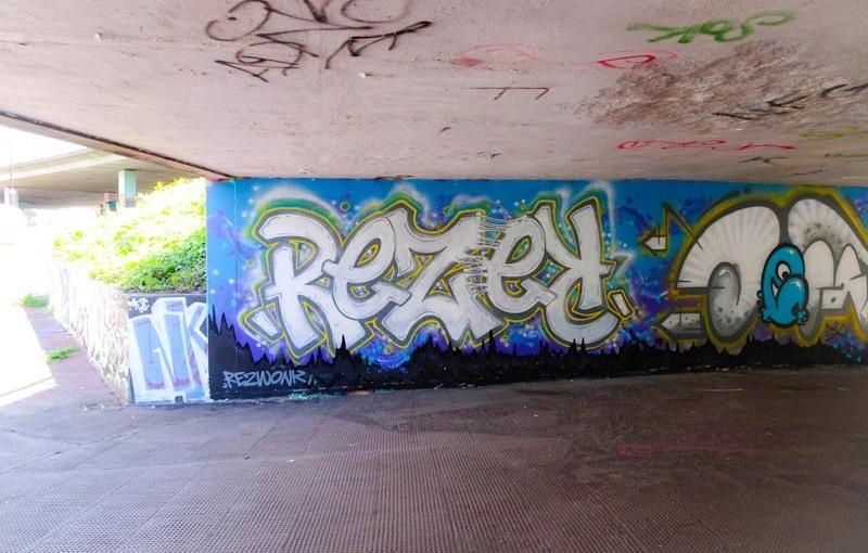 Rezwonk, New Stadium Road, Bristol, May 2019