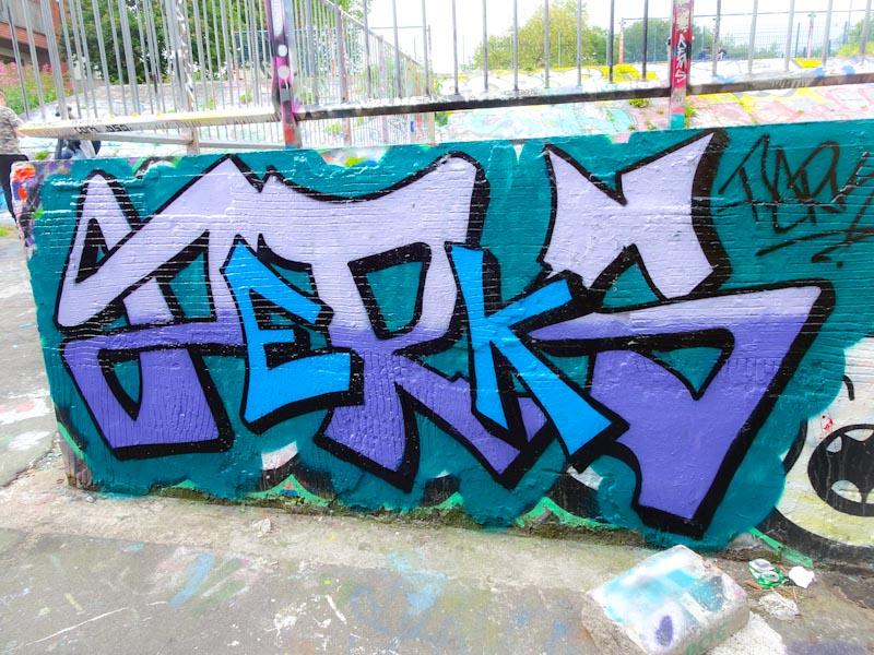 DJ Perks, Dean Lane, Bristol, May 2019