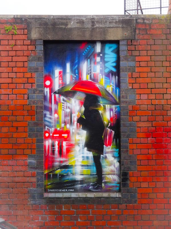 Dan Kitchener, Easton, Bristol, May 2019