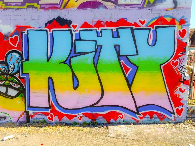 Kity, Dean Lane, Bristol, May 2020