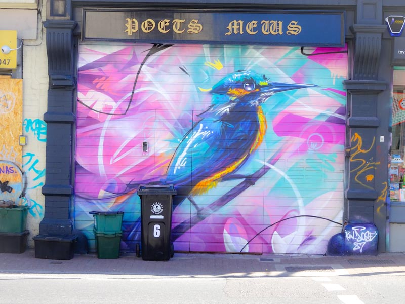 Kin Dose, North Street, Bristol, May 2020