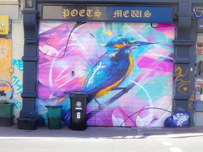 Kin Dose, North Street, Bristol, May 2020