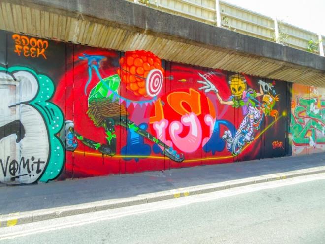 3Dom and Feek, M32 Spot, Bristol, May 2020