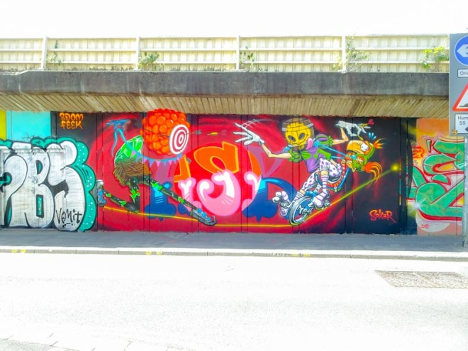 3Dom and Feek, M32 Spot, Bristol, May 2020