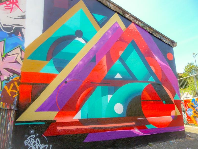 Piro and Epok, Dean Lane, Bristol, May 2020