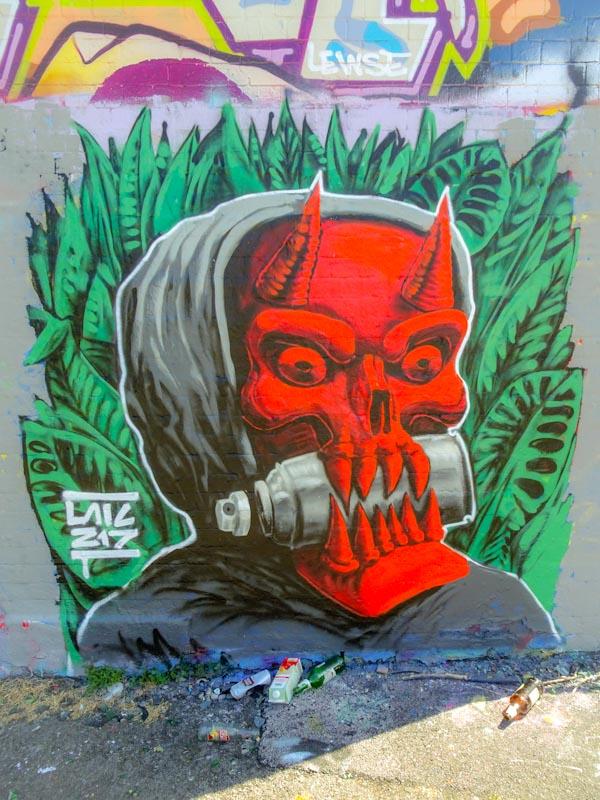 Laic217, Dean Lane, Bristol, May 2020