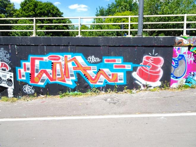 Cort, M32 roundabout, Bristol, June 2020
