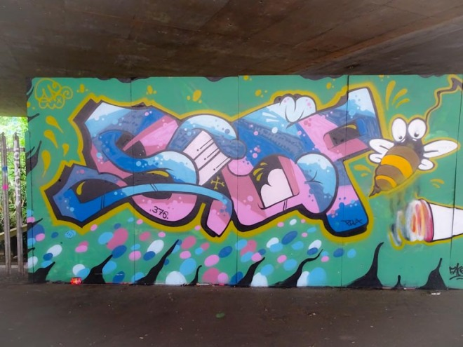 Soap, M32 Spot, Bristol, June 2020