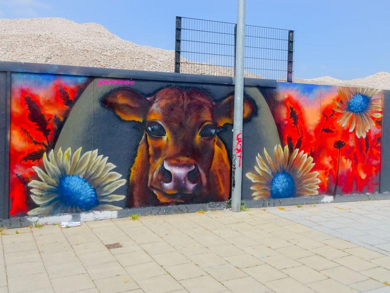 Hazard, Cattle Market Road, Bristol, June 2020