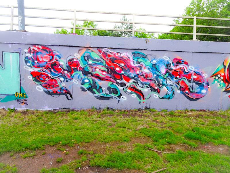 Ments, M32 roundabout, Bristol, June 2020