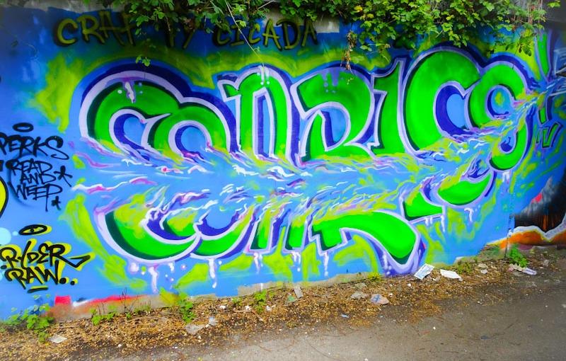Conrico, L Dub, Bristol, June 2020