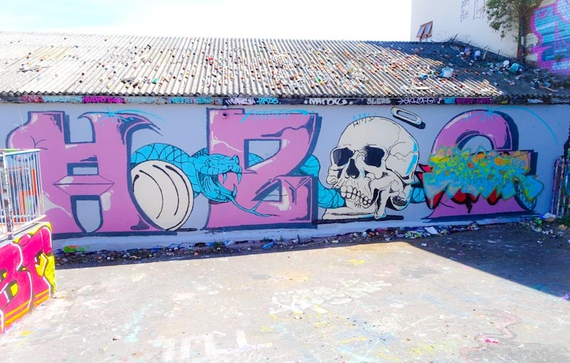 Taboo, Dean Lane, Bristol, May 2020