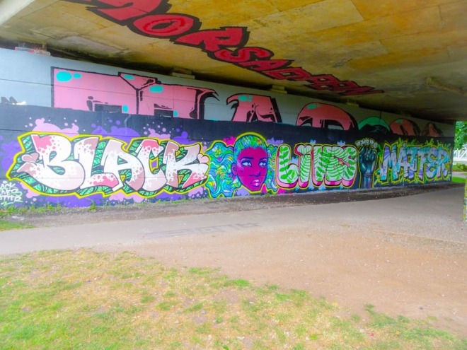RBF Crew + friends, Brunel Way, Bristol, June 2020