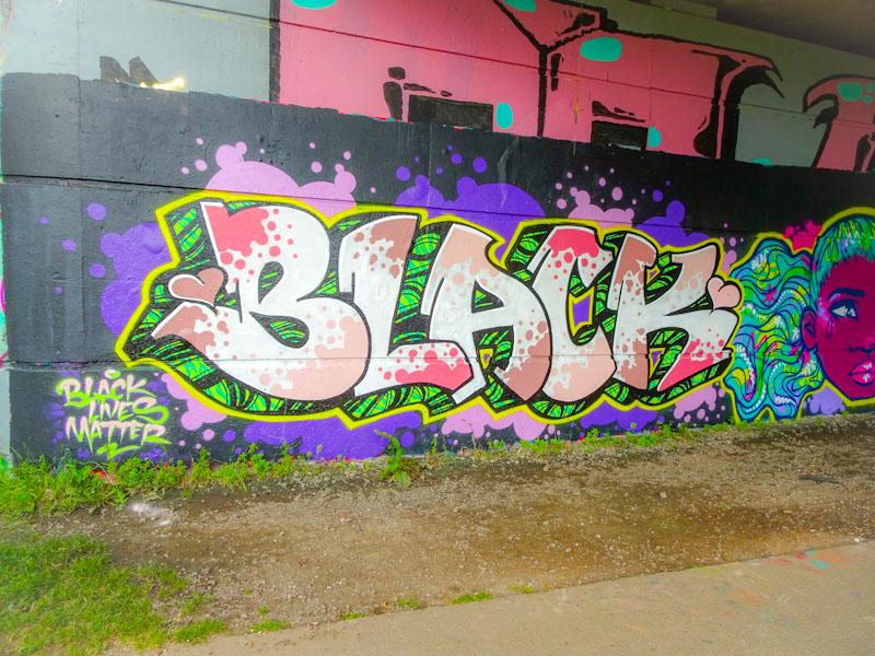 Bnie, Brunel Way, Bristol, June 2020