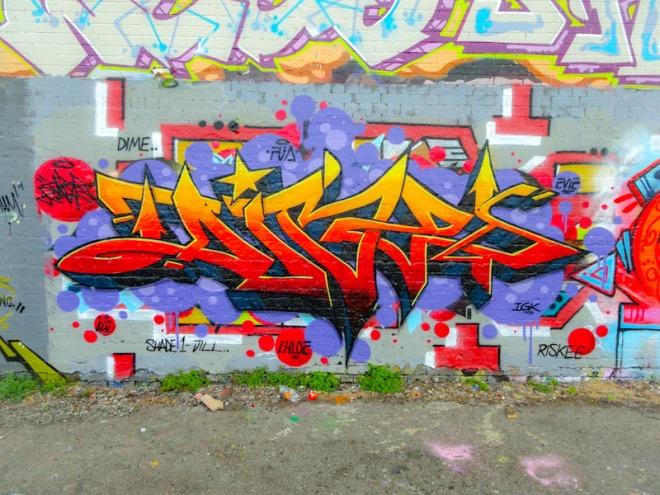 Dibz, Dean Lane, Bristol, June 2020