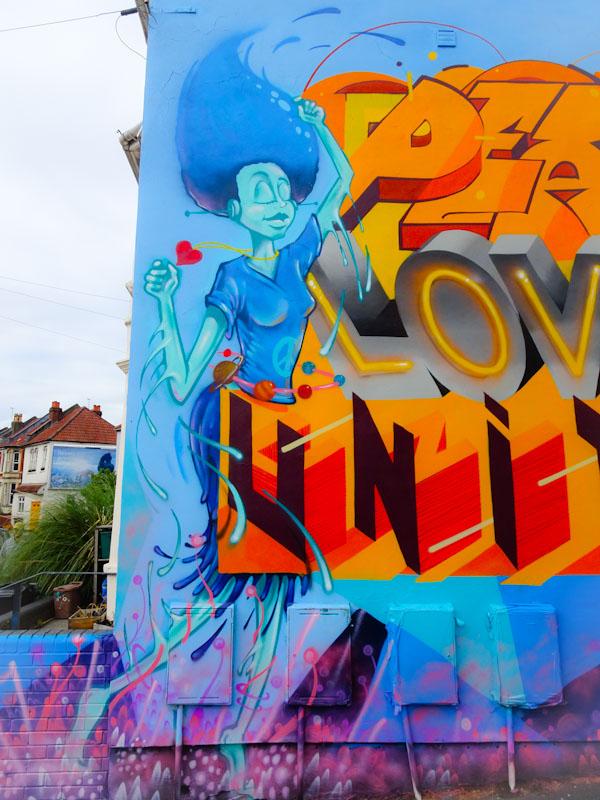 3Dom, New Gatton Street, Bristol, June 2020