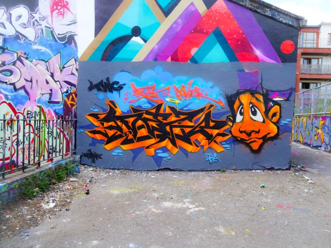 Dibz and 2Keen, Dean Lane, Bristol, June 2020