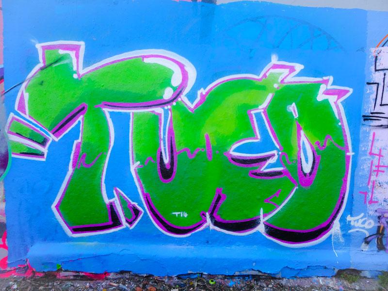 Tuco, Dean Lane, Bristol, June 2020