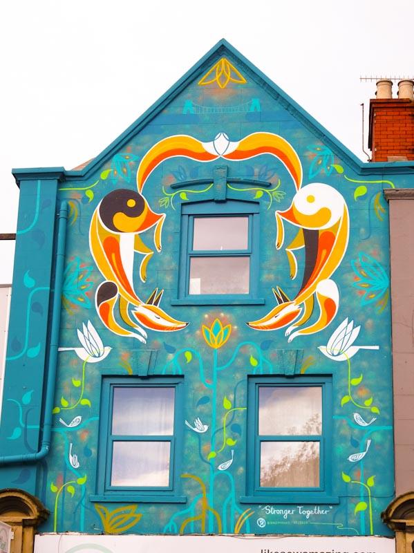 Bex Glover, North Street, Bristol, July 2020