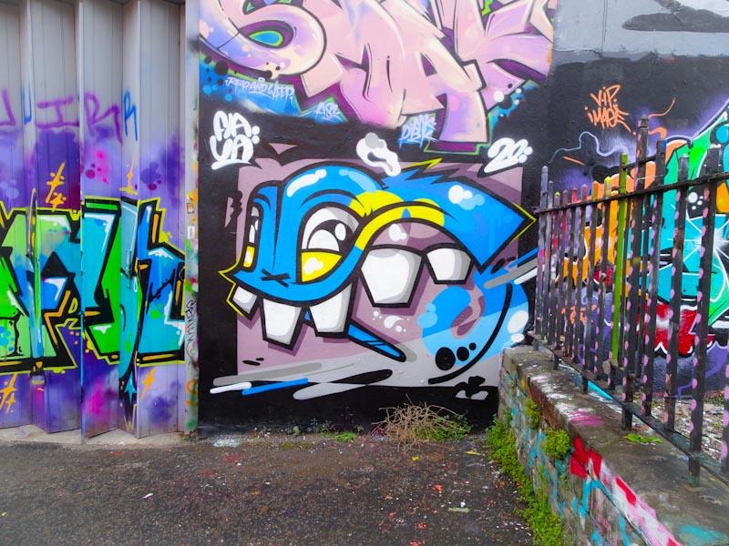 Flava136, Dean Lane, Bristol, July 2020