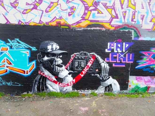 Laic217, Dean Lane, Bristol, July 2020
