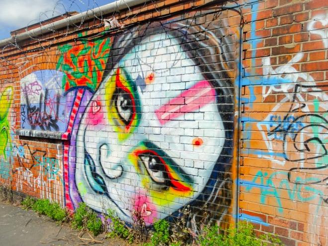 Rosalita, St Marks Avenue, Bristol, July 2020