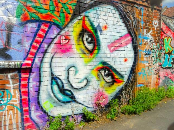 Unknown, St Marks Avenue, Bristol, July 2020
