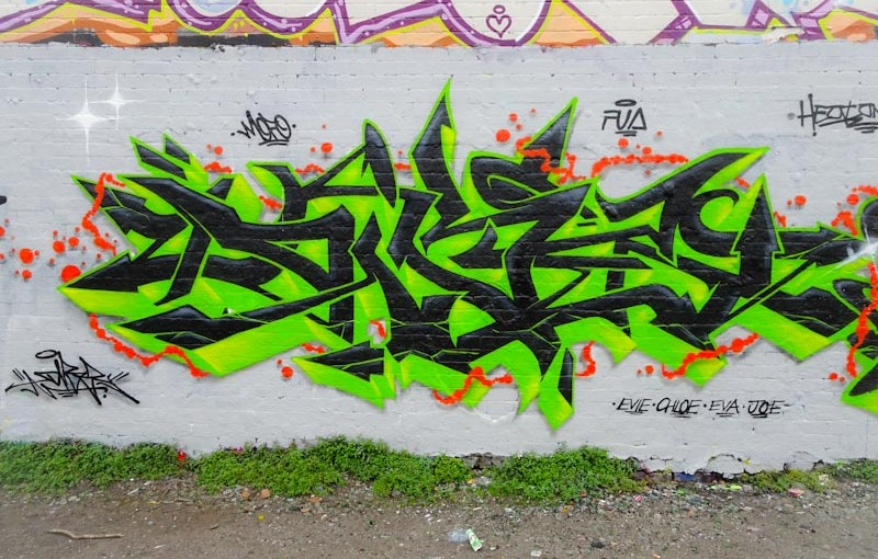 Dibz, Dean Lane, Bristol, July 2020