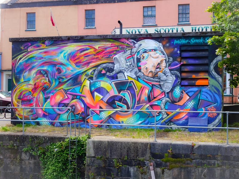 Tom Miller, Smak and Sled One, Nova Scotia, Bristol, July 2020