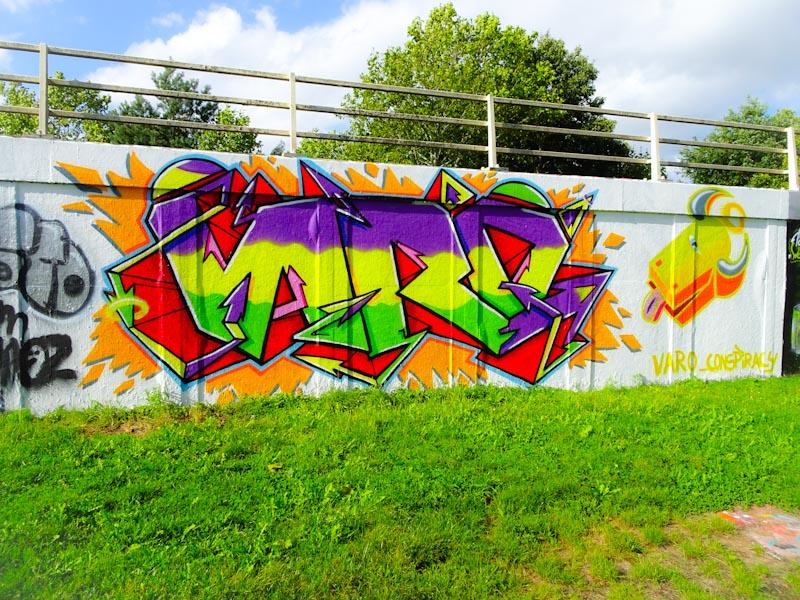 Varo, M32, Bristol, August 2020