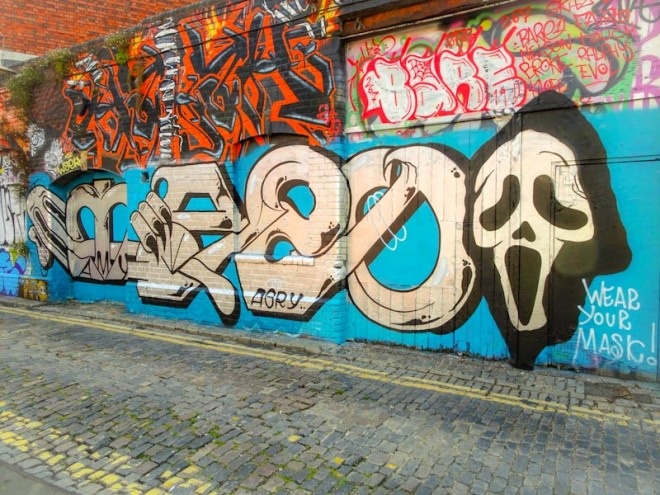 Taboo, Moon Street, Bristol, August 2020