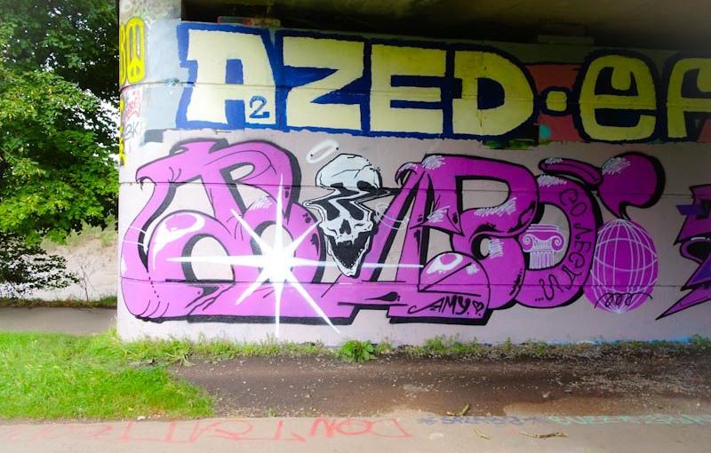 Taboo, Brunel Way, Bristol, August 2020