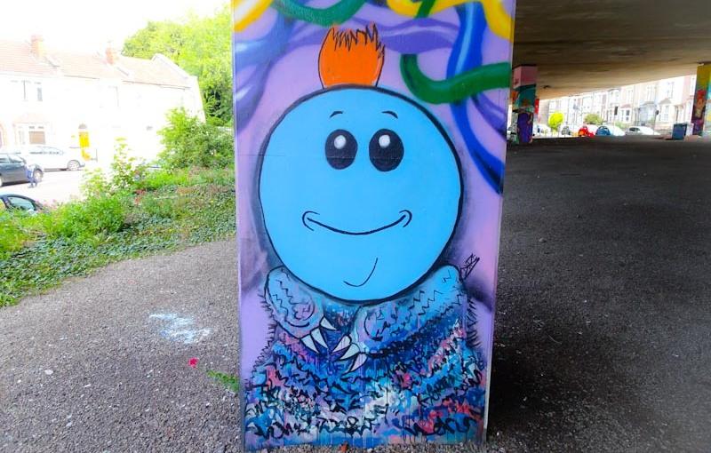 Mutatee, M32 Spot, Bristol, August 2020
