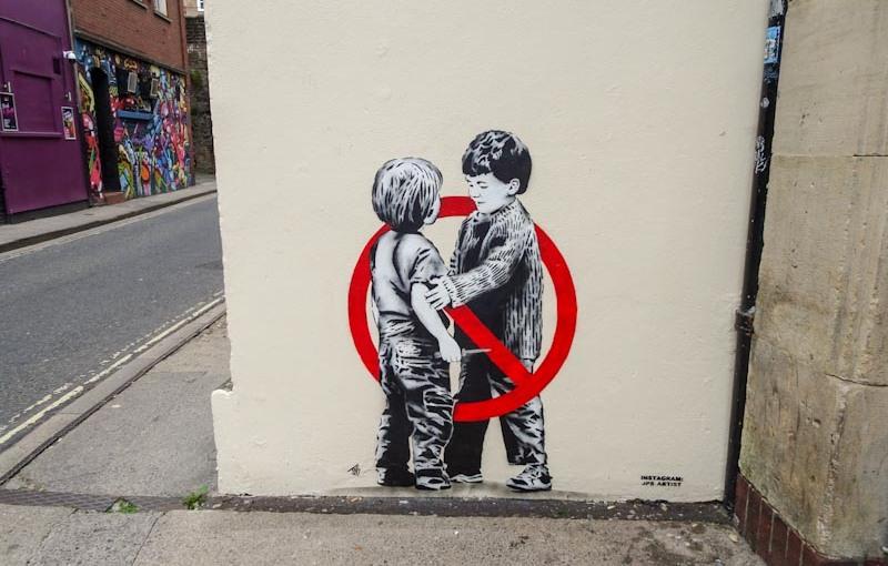 JPS, Frogmore Street, Bristol, August 2020