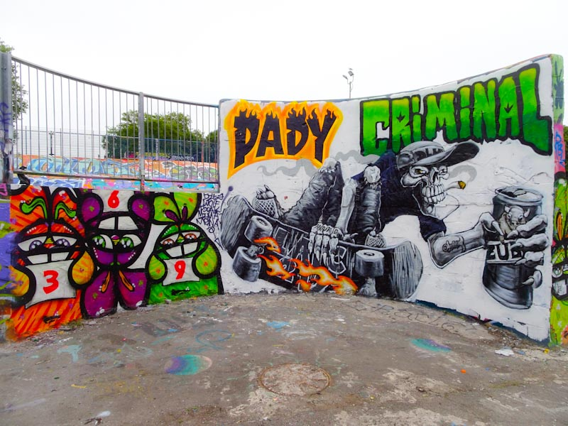Laic217 and Nevergiveup, Dean Lane, Bristol, August 2020