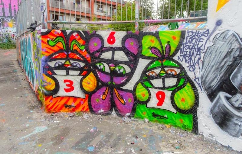 3116. Dean Lane skate park(339)