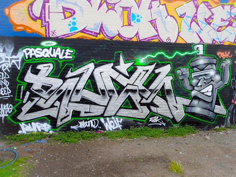Rusk, Dean Lane, Bristol, August 2020
