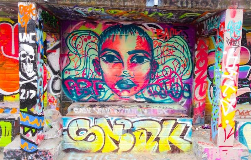 Pekoe and Smak, Dean Lane, Bristol, August 2020