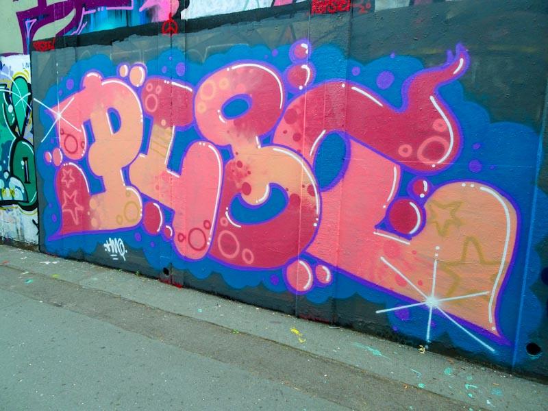 Pl8o, M32 roundabout, Bristol, July 2020
