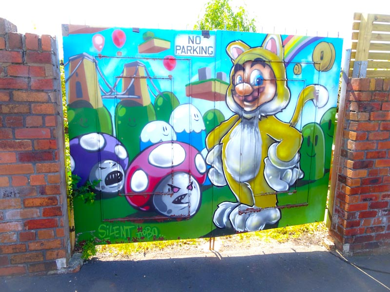 Silent Hobo, Hammersmith Road, Bristol, August 2020