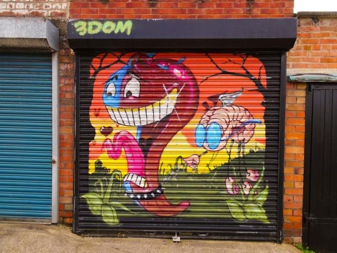 3Dom, Upper Sandhurst Road, Bristol, August 2020