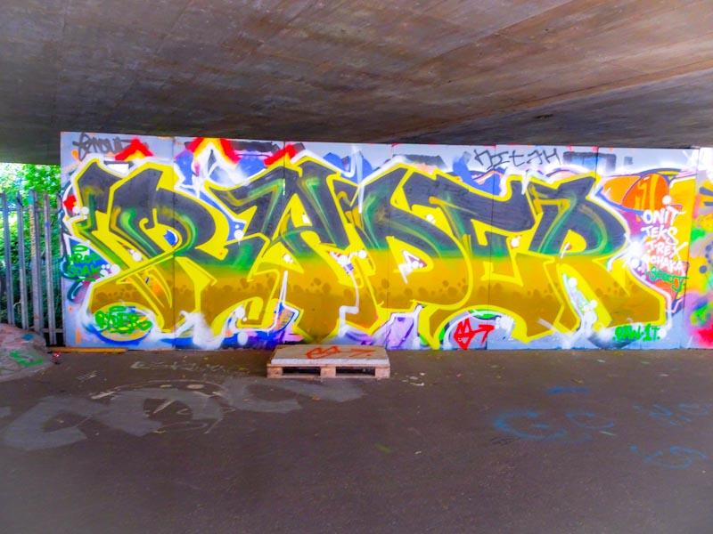Ryder, M32 Spot, Bristol, September 2020