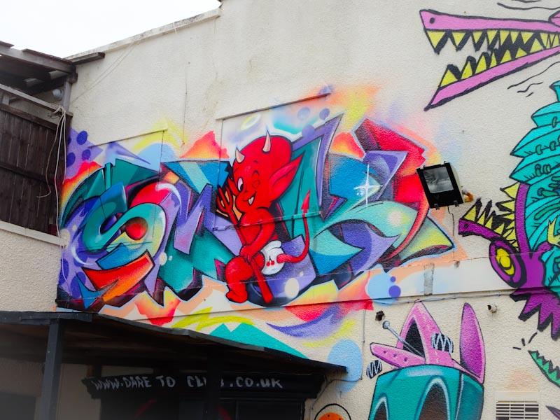 Smak, Alfred Street, Bristol, September 2020