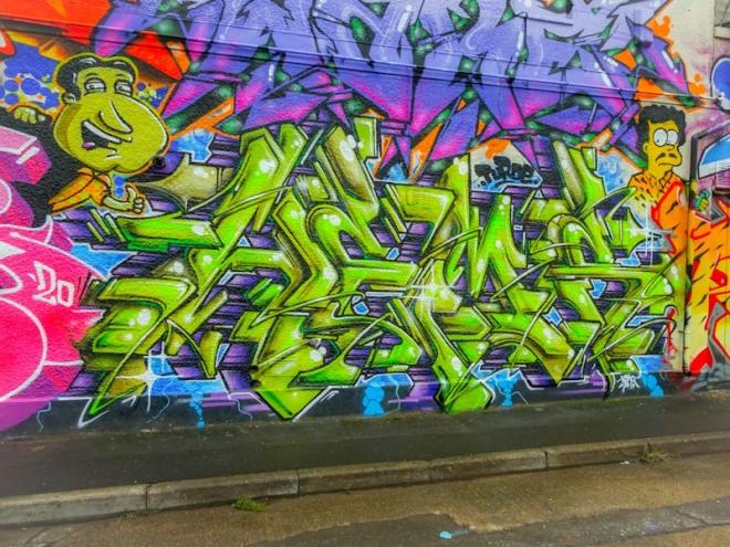 Hemper, Alfred Street, Bristol, September 2020